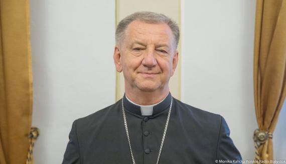 abp Józef Guzdek, fot. Monika Kalicka