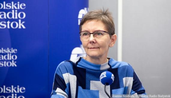 prof. Joanna Zajkowska, fot. Joanna Szubzda