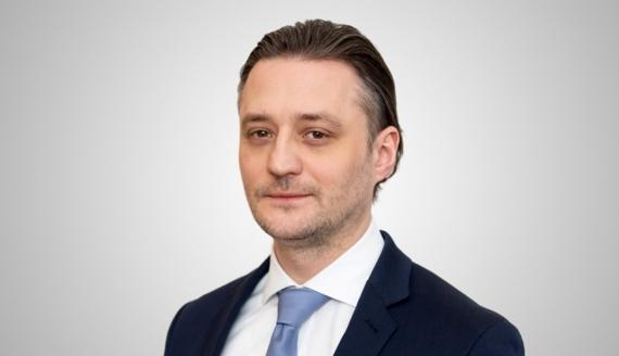 Bartosz Grodecki, źródło: www.gov.pl
