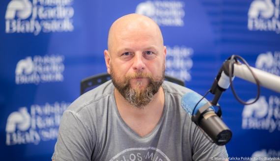 Maciej Rant, fot. Monika Kalicka