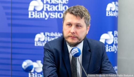 Rafał Tomaszczuk, fot. Joanna Szubzda