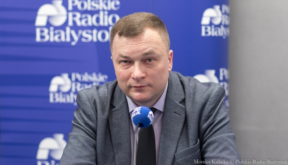 Jarosław Sadowski, fot. Monika Kalicka