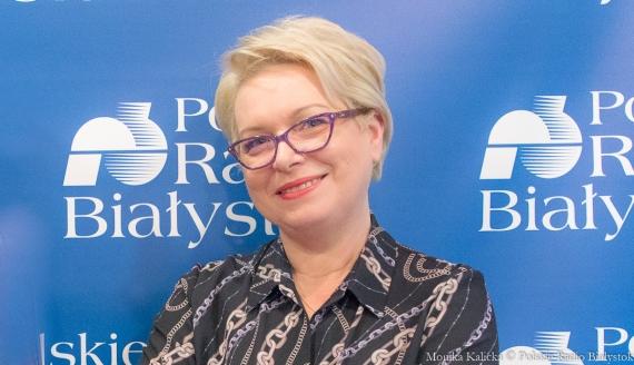 Ewa Zgiet, fot. Monika Kalicka