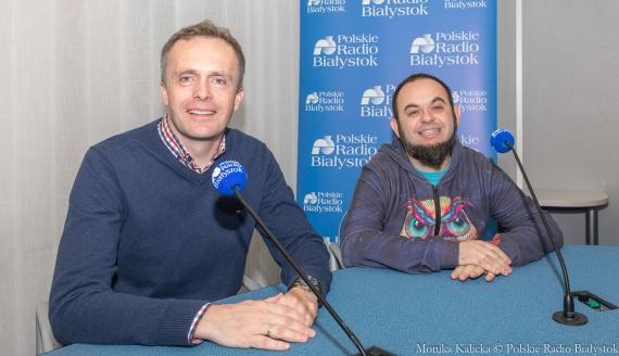 Marek Kochanowski i Damian Kudzinowski, fot. Monika Kalicka