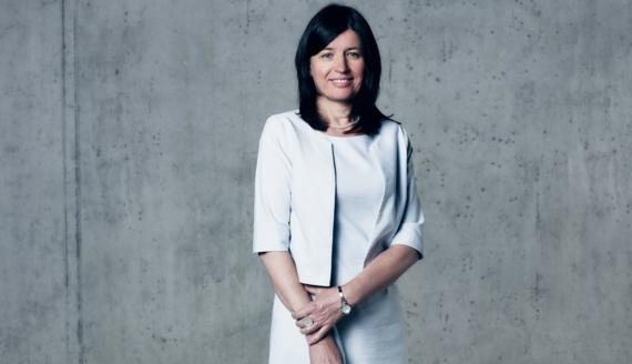 Dr Mariola Fotin-Mleczek, fot. CureVac