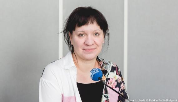 dr Marta Malesza, fot. Joanna Szubzda