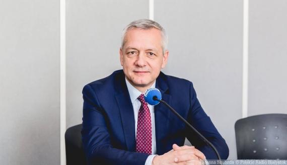 Marek Zagórski, fot. Joanna Szubzda