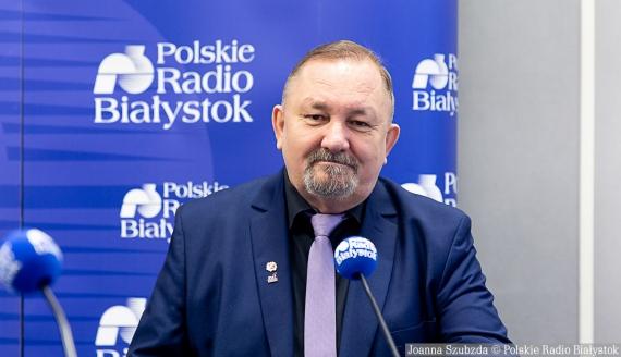 Bogusław Cebulski, fot. Joanna Szubzda
