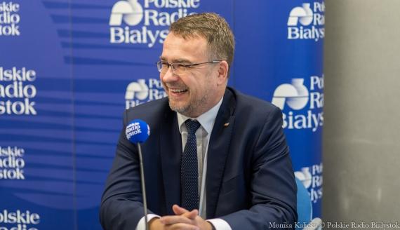 Adam Musiuk, fot. Monika Kalicka
