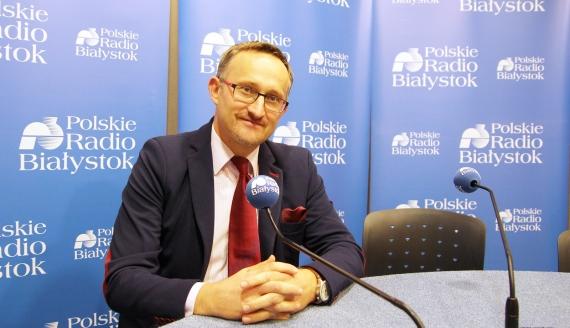 dr Andrzej Jackiewicz, fot. Marcin Mazewski