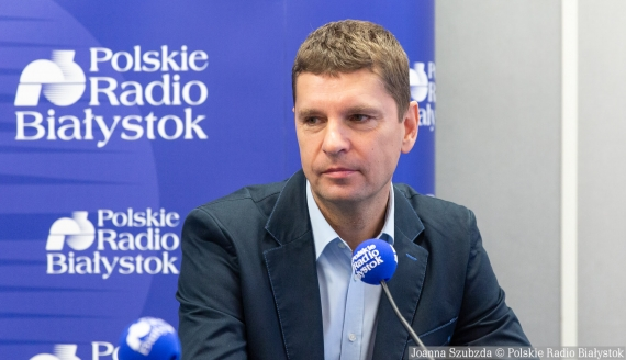 Dariusz Piontkowski, fot. Joanna Szubzda