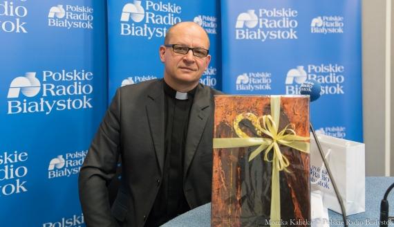 ks. Krzysztof Szakiel, fot. Monika Kalicka