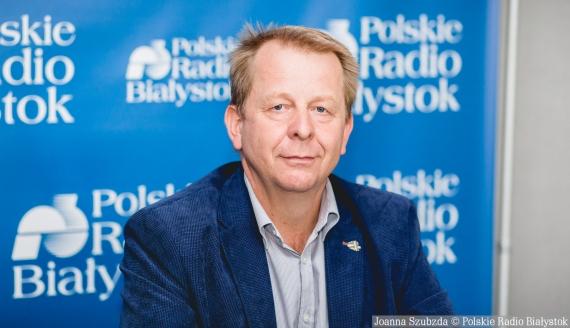 Grzegorz Leszczyński, fot. Joanna Szubzda