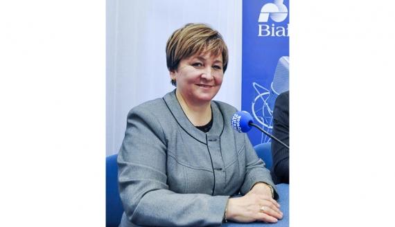 Bożena Grotowicz, fot. Sylwia Krassowska/archiwum