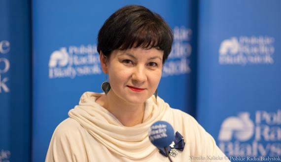 Dorota Ostrożańska, fot. Monika Kalicka