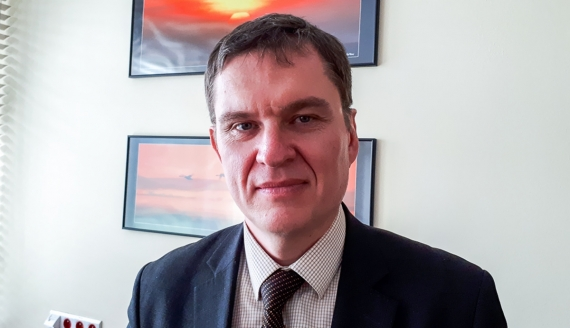 Andrzej Poczobut, fot. Lech Pilarski