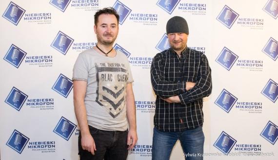 Wojtek Herbreder i Paweł Kwiatkowski, fot. Sylwia Krassowska