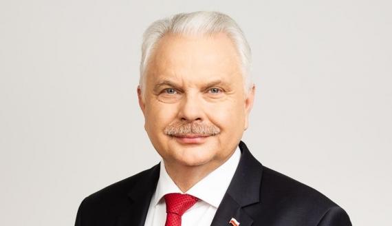 Waldemar Kraska, źródło: www.gov.pl