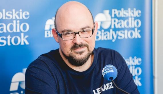 Szymon Bielonko, fot. Joanna Szubzda