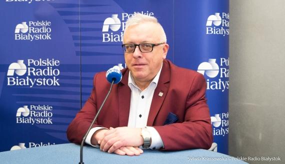Wojciech Borzuchowski, fot. Sylwia Krassowska