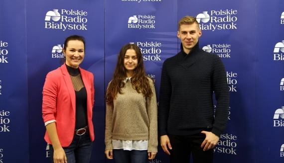 Małgorzata Trojanowska, Elżbieta Czech, Grzegorz Ciulkin, fot. Wojciech Szubzda