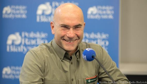 Jarosław Krawczyk, fot. Monika Kalicka