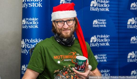 Mariusz Dobrowolski, fot. Joanna Szubzda