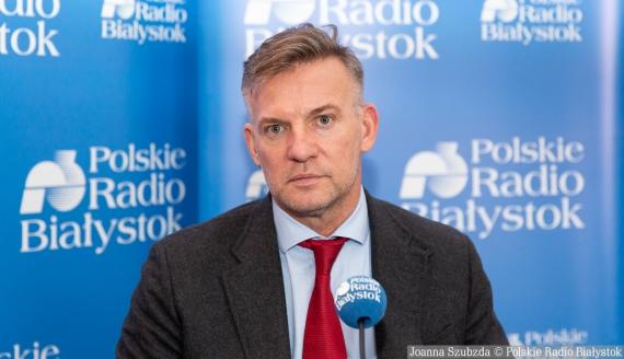 Piotr Idzikowski, fot. Joanna Szubzda