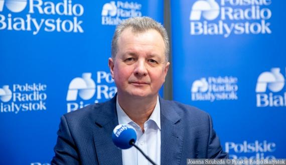 prof. Sławomir Presnarowicz, fot. Joanna Szubzda