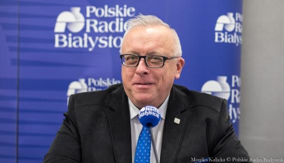 Wojciech Borzuchowski, fot. Monika Kalicka