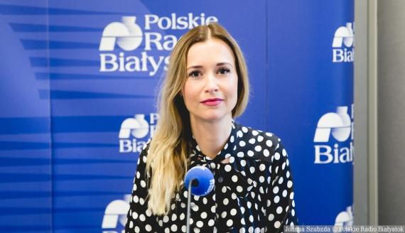 Izabela Smaczna-Jórczykowska, fot. Joanna Szubzda
