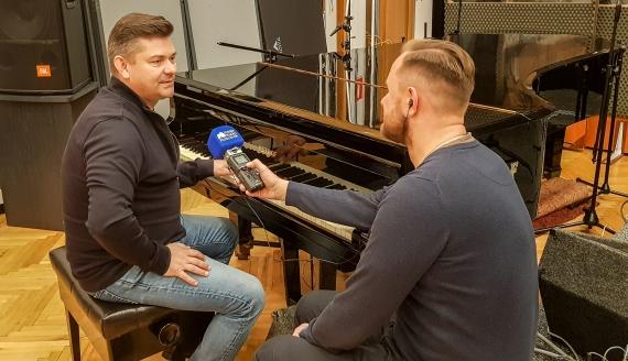 Zenek Martyniuk i Grzegorz Pilat