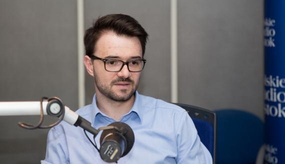 Sebastian Kochaniec, fot. Joanna Szubzda