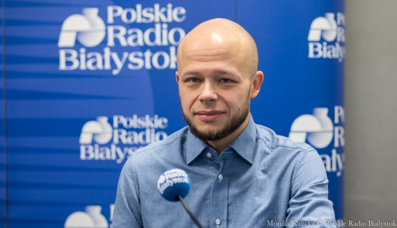 dr Marek Bartoszewicz, fot. Monika Kalicka