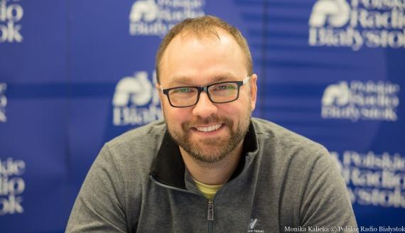 Jacek Bartnicki, fot. Monika Kalicka