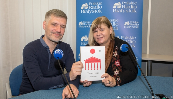 Bożena Bednarek i Krzysztof Korotkich, fot. Monika Kalicka