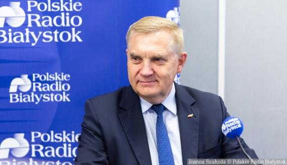 Tadeusz Truskolaski, fot. Joanna Szubzda