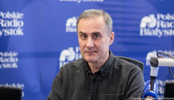 Tomasz Kleszczewski, fot. Monika Kalicka