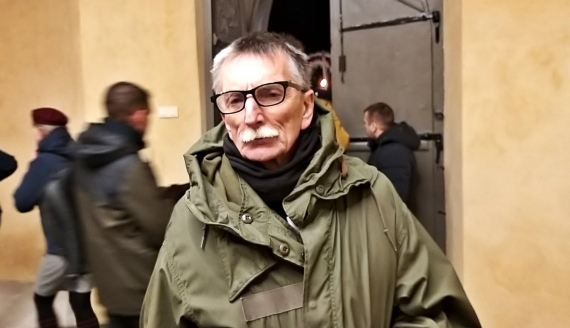 Jacek Bojkow, fot. Lech Pilarski