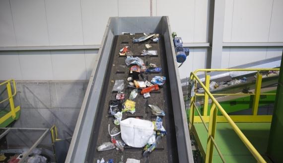 Zakład Utylizacji Odpadów Komunalnych w Hryniewiczach, fot. Joanna Żemojda
