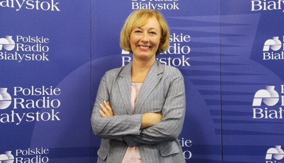 Agata Dyszkiewicz, fot. Marcin Gliński