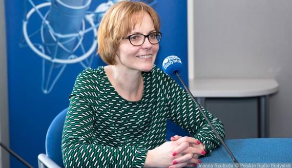 dr hab. n. med. Alina Kułakowska, fot. Joanna Szubzda