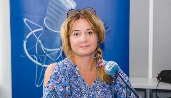 dr hab. Marzena Wojewódzka-Żelezniakowicz, fot. Joanna Szubzda