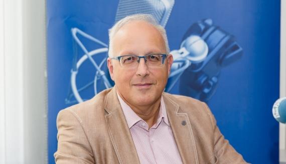 prof. Robert Flisiak, fot. Joanna Szubzda