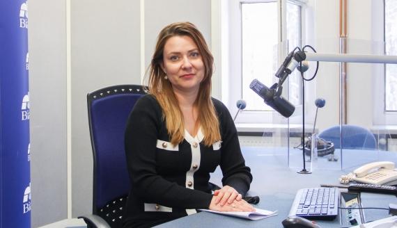 Beata Leszczyńska, fot. Barbara Sokolińska