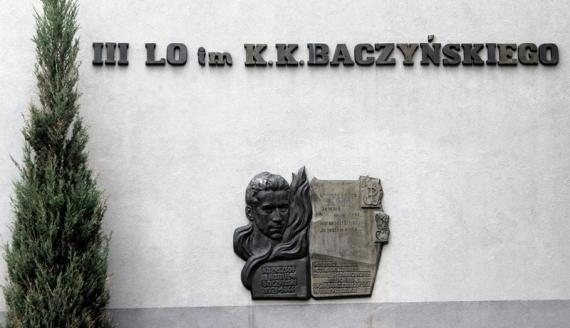 III Liceum Ogólnokształcące im. K. K. Baczyńskiego w Białymstoku, fot. Katarzyna Cichoń