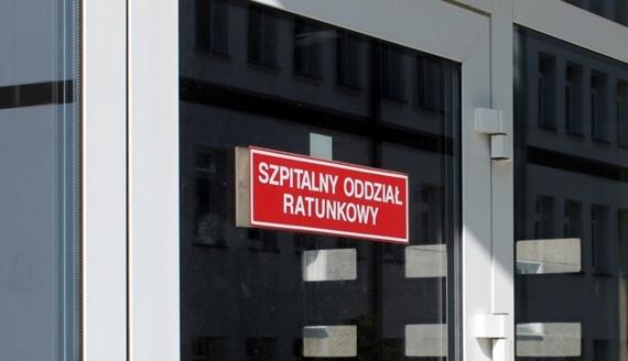 Szpitalny Oddział Ratunkowy, fot. Katarzyna Cichoń