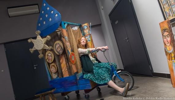 """Wystawa Łucji Grzeszczyk """"Moje lalki"""", fot. Monika Kalicka"""